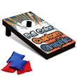 Mini / Desktop Cornhole Bean Bag Toss Board & Bags - Custom - Party Pong Mini Desktop Cornhole Bean Bag Toss Board and Bags are perfect for brands looking to promote products and services