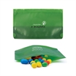 Snack Sack - The Snaks Sak is a convenient gusseted 12 oz. snack bag with enclosable zip lock bags.