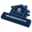 House Keep-It™ Clip - House shaped utility clip that holds food bags closed and documents grouped.
