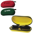 Sunglass Holder - Sunglass holder with soft support and durable clip.