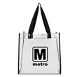 Clear Open Stadium Tote - Clear Open Stadium Tote, great for stadium and any events