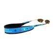 Sunglass Strap - Sunglasses holder strap made of woven fabric sewn to comfort-soft foam