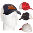 Comfy Trucker Cap - Unstructured baseball cap made of super soft cotton with mesh back.