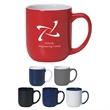17 oz. Majestic Mug - 17 oz. ceramic mug.