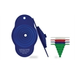 Cook's Choice Collapsible Silicone Funnel - Hail To The Cheif Only available with red or blue imprint to match flag.We Are Number OneHome Is Where The Heart IsOff We GoI