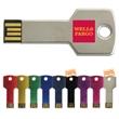 """Columbus USB Flash Drive (Domestic) - USB Flash Drive. Dimensions: 2.25"""" x 0.95"""" x 0.1""""."""