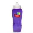 26 oz. Wave Plastic Water Bottles