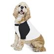 American Apparel® Poly-Cotton 3/4-Sleeve Raglan Dog T-Shirt - American Apparel® Poly-Cotton 3/4-Sleeve Raglan Dog T-Shirt
