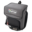 "Coleman 34 Can Collapsible Soft Cooler - 12.5"" x 14.5"" x 7.5"" collapsible Coleman® cooler that features an adjustable shoulder strap, front pocket and zip-close lid"