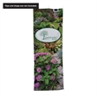 """36""""W x 96""""H Drapery Banner Kit - This banner can be hung from any standard trade show pipe and drape to make your booth stand out."""