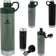"""Stanley Classic Easy-Clean Water Bottle 25oz - Simple and streamlined with a car-cup compatible footprint, we don't call this one a """"Classic"""" for nothing."""