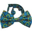 Custom Printed Banded Bow Tie - Custom Printed Banded Bow Ties for a professionally matched attire for all your employees
