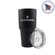 Patriot 20oz Tumbler - The Patriot 20oz insulated stainless steel tumbler keeps your favorite drink ice cold or steaming hot for hours.