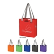 """Non-Woven Expedia Tote Bag - Non-Woven Expedia Tote Bag. Made of 80 Gram Non-Woven,Coated Water-Resistant Polypropylene. Die Cut Handles & 30"""" Carrying Handles"""