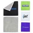 Microfiber Towel - A thick micro fiber cloth towel