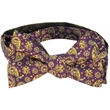Custom Woven Tie Yourself Bow Tie - Custom Woven Tie Yourself Bow Ties for a professionally matched attire for all your employees