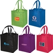 Jumbo Non-Woven Economy Tote - The non-woven 90 gram polypropylene tote is ideal for large grocery loads - as it replaces up to four standard sized plastic bags.
