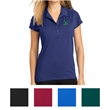 OGIO Ladies' Linear Polo - OGIO ladies' linear polo made of polyester/spandex featuring Stay-Cool moisture wicking.
