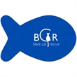 "Fish Vinyl Mat - Also available with individual polybag or as a set of two polybaged for an additional charge. Polybag is 4"" x 4-1/2"" with ROAD"