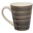 12 oz. Brushstroke Latte Mug