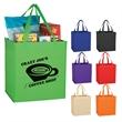 Non-Woven Shopping Tote Bag - Non-Woven Shopping Tote