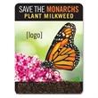 Save The Monarchs - Milkweed Seed Packet