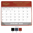 Small Vinyl Desk Pad 2020 Calendar - Small Vinyl Desk Pad 2020 Calendar. Perfect size planning calendar for office or home.