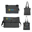 VELOPA TOTE/MESSENGER BAG - Polyester tote/messenger bag