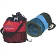 Sand Bag  - 600 denier polyester duffel bag with drawstring closure