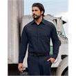 Red Kap Mimix™ Long Sleeve Work Shirt - Red Kap Men's Long Sleeve Mimix™ Work Shirt
