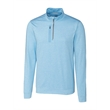 CB Men's Stealth Half-Zip Jersey Pullover - CB Men's Stealth Half-Zip Pullover, made from 89% polyester, 11% spandex, with UPF 50+ sun protection. Moisture wicking.