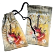 Micro fiber Sunglass Pouch full color sublimated sun glass - Sublimation Full color sunglass pouch with re-enforced strings. Edge to edge printed micro fiber for team or giveaway