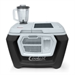 Coolest Cooler w Blender and Solar Lid - Live the cool life with the coolest cooler.
