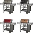 Weber Genesis II E-330 LP - Premium propane gas grill with all the bells and whistles