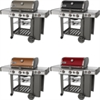 Weber Genesis II SE-330 LP - Premium propane gas grill with all the bells and whistles