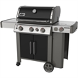 Weber Genesis II E-335 LP - Premium propane gas grill with all the bells and whistles
