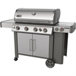 Weber Genesis II S-435 LP - Premium propane gas grill with all the bells and whistles