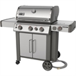 Weber Genesis II S-335 NG - Meet the highest expectations with this natural gas grill