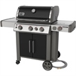 Weber Genesis II E-335 NG - Meet the highest expectations with this natural gas grill