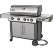 Weber Genesis II S-435 NG - Meet the highest expectations with this natural gas grill