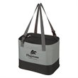 """Recess Cooler Lunch Bag - 9 1/2"""" x 7 1/4"""" x 6"""" lunch bag made of 600 denier polyester with foil laminated PE foam insulation and 18"""" handles"""