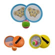 3D Full Color Imprint Toss and Catch Sticky Ball Game set  - 3D Full Color Imprint Toss and Catch Sticky Ball Game set