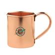 16 oz single wall all copper Kiev Mule - 16 oz single wall copper mug