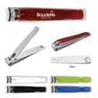 """Snipit Nail Clippers - 3"""" nail clippers that are great for home or travel and offered in multiple product colors"""