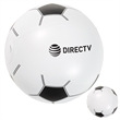 """16"""" Soccer Ball Beach Ball - 16"""" beach ball with white and black pentagon pattern to look like a soccer ball."""