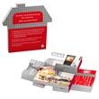 Magic Custom Shapes® - House - Overseas direct house shaped puzzle.