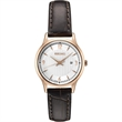 Seiko Women's Essentials Watch - A classic crafted to perfection for today's woman of style, this is a beautifully tailored timepiece