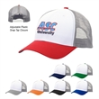 Changeup Cotton Twill Cap - Baseball cap with a 100% brushed cotton twill crown, six panels, low profile, structured crown and pre-curved visor.