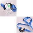 Water Bottle Wine Glass Holder Lanyard - This Lanyard is made of polyester.It can be used to carry your drink with hands-free easy.