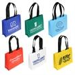 "Raindance Water Resistant Coated Tote Bag - Water resistant coated tote bag with 4"" gusset."